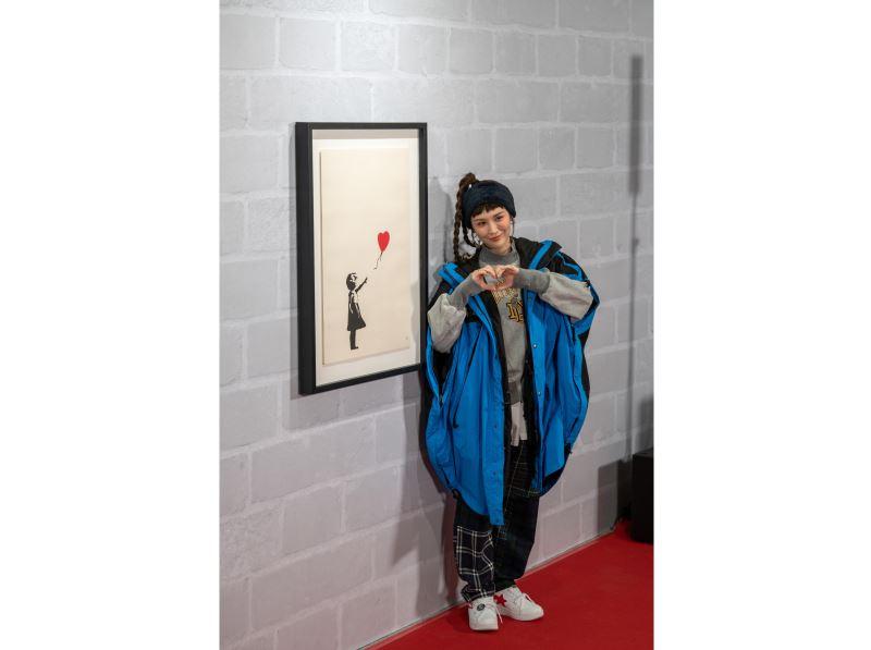 20201225-20210405 I LOVE BANKSY Exhibition