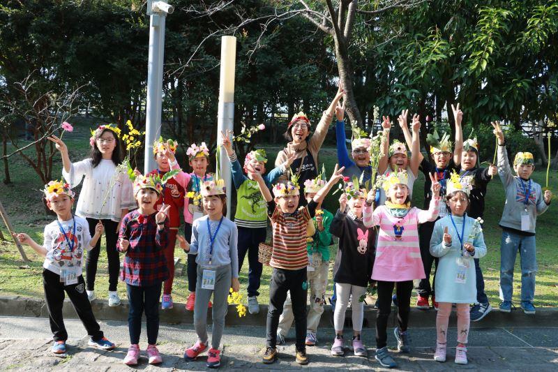 20190125兒童冬令營-和植物做朋友