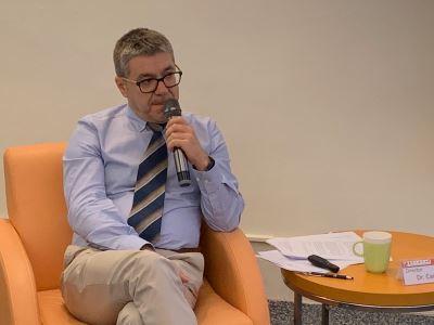 西班牙歷史記憶文件中心館長馬努艾·梅加·卡馬撒 專題講座 2019.06.05