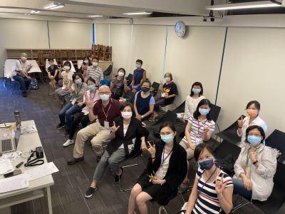 【臺灣手語基礎溝通培訓課程(六)】2021.08.28
