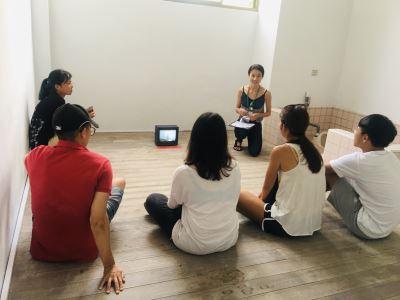 【2020綠島人權藝術季工作坊:《不能說的是 _______》、《我是台灣人》】2020.07.31-08.02