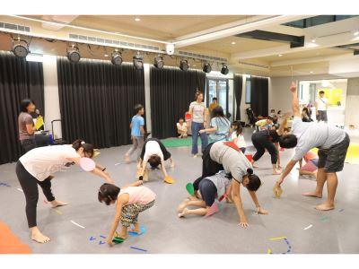 【「聽!身體在說__」親子舞蹈劇場工作坊】2020.07.26、08.02、08.09