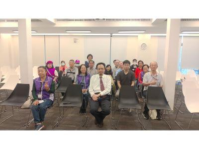 【志工教育訓練講座「反抗者角度:從遊戲創作重新認識228事件」】2021.03.27