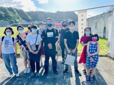 【綠島人權藝術季-策展人(高俊宏)導覽】2021.08.28