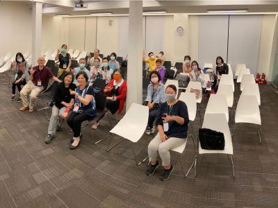 【臺灣手語服務培訓課程】2020.05.13-07.15