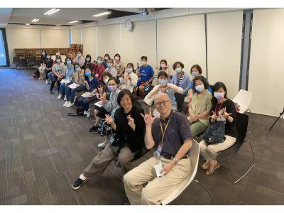 【臺灣手語基礎溝通培訓課程(三)】2021.04.24