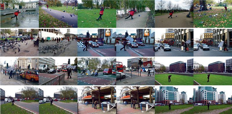 系統生活捷徑—表皮生活圈 城市精神