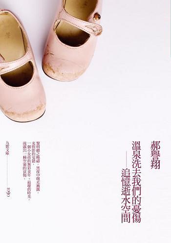 郝譽翔《溫泉洗去我們的憂傷:追憶逝水空間》(來源/九歌出版社有限公司)
