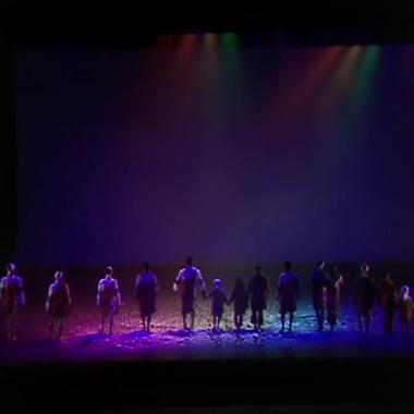 Seediq Song: Dana Sakura video clip (Source: Taiwan Youth Dance of Taichung Qingnian Senior High School)