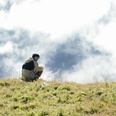 TV Serial Holy Ridge Film Photograph (Source: Chang Tso Chi Film Studio)