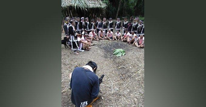 布農Bunun, 原住民布農族傳統生活文化在地影像記錄