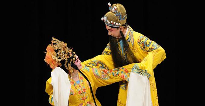 故宮新韻:明皇幸蜀圖—經典崑劇《長生殿》