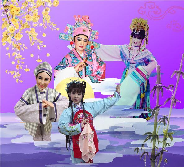 折子戲—〈益春留傘〉