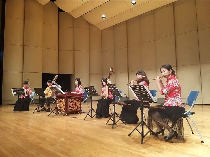 台北絲竹樂團-環遊世界童謠趣