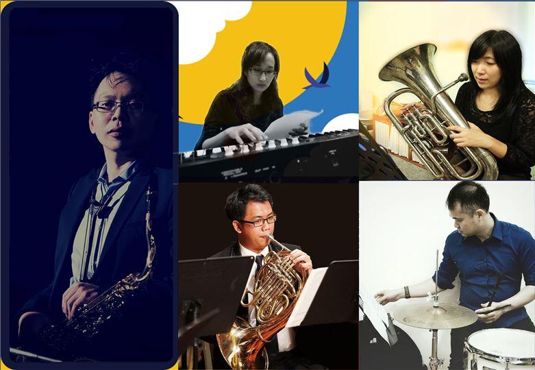 Friday Quintet【爵士搖擺】(免費觀賞)