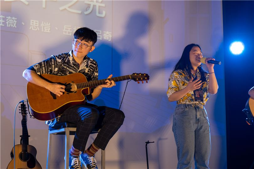 臺灣科技大學絃韻吉他社【你終究還是絃下來了】(免費觀賞)