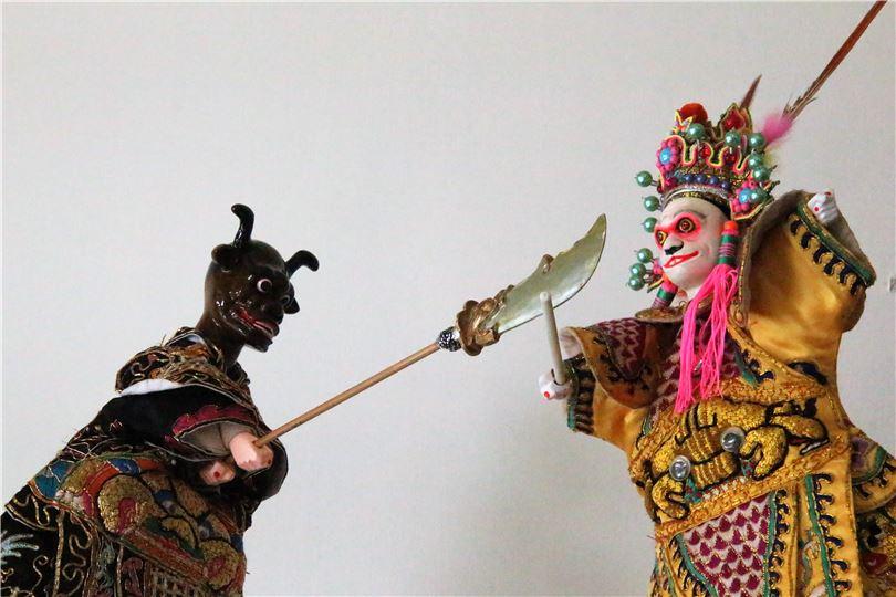 昇平五洲園【美猴王大鬧水晶宮】(免費觀賞)