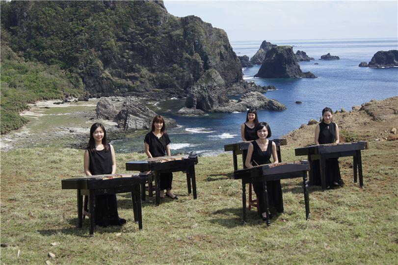 台灣揚琴樂團【用揚琴把世界來周遊-音樂會】