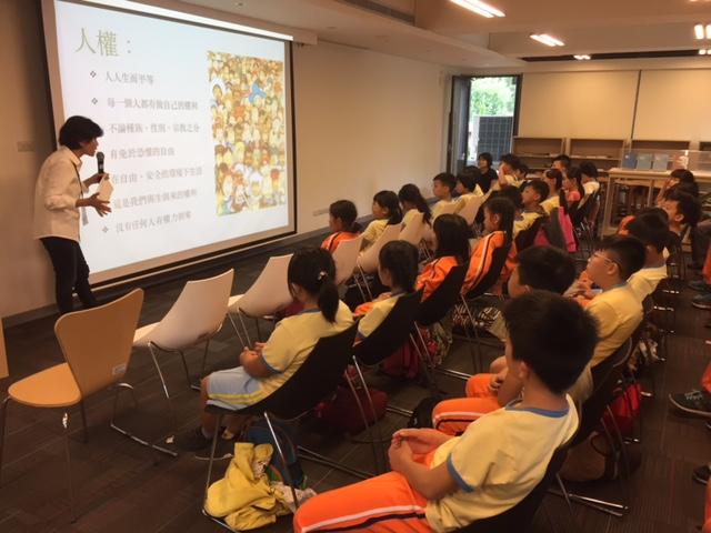 【兒童人權教育體驗課程--人權繪本種子師資培訓工作坊】