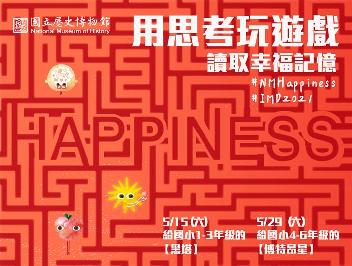 【用思考玩遊戲】讀取幸福記憶 #NMHappiness