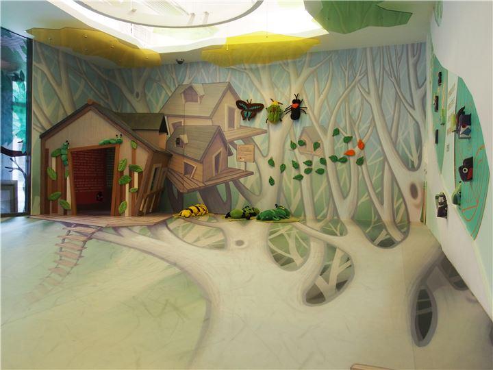 南門園區—南門童話兒童探索室