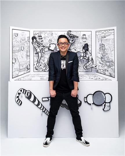 2016【跳格子—藝術銀行接力展】臺北場藝術家講座:「創作不太乖」