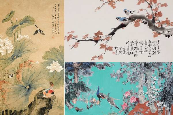 The Thundering Fame of Color Ink Painting—Du Deng-yin 95-year-old Retrospective Exhibition