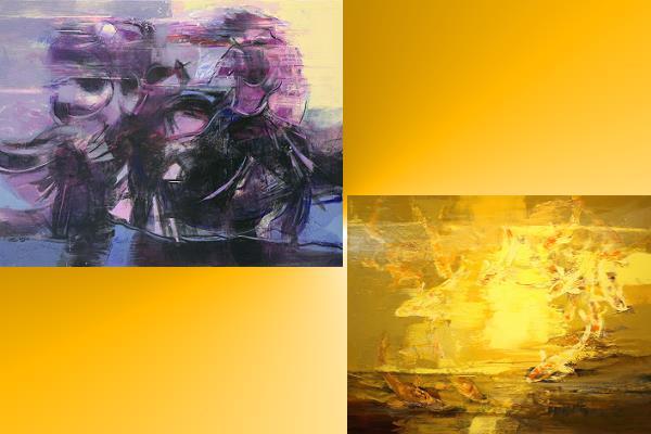 放縱色漾—林憲茂油畫創作展2020