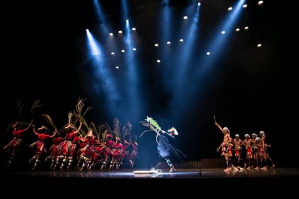 2020「活力E起舞動」第十八屆全國原住民族青少年及兒童母語歌謠暨歌舞劇競賽—成果公演