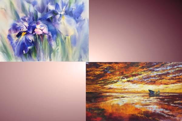 China Asia Watercolor Art Association Members' Public Exhibition