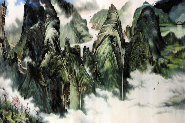 Journeys • Practice—An Exhibition of Works by Wu Lieh-Wei