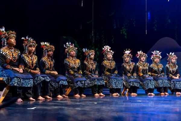 2021 Taiwan Aboriginal Dance Banquets Festival