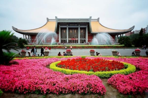 景美女中樂儀旗隊慶祝中華民國110年國慶暨光輝10月表演