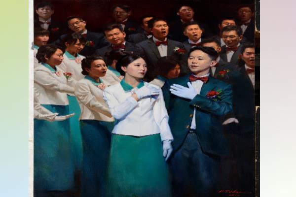 第43屆全國油畫展