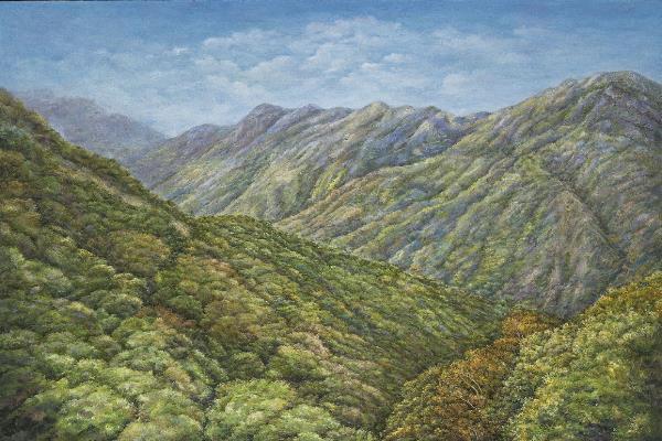 楊翠華油畫個展-自然視界