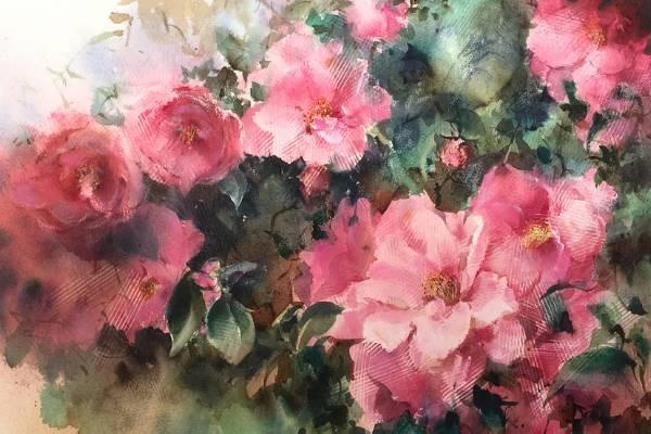 Beyond Boundaries-An Elegant Pursuance Su Mu-chen Watercolor Painting Solo Exhibition