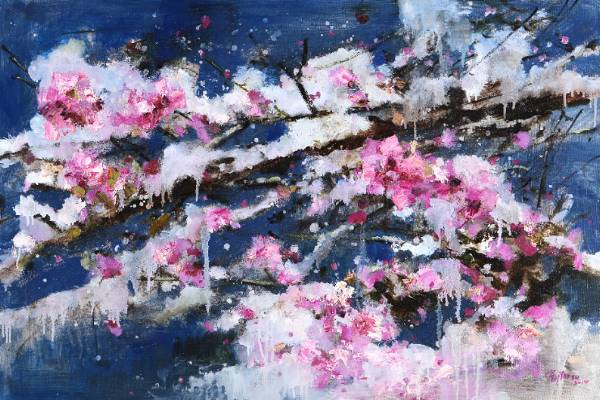 Membership Charity Joint Display by China Pacific Asia Watercolor Art Association
