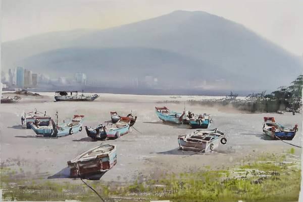Liu Mu-ling Watercolor Solo Exhibition
