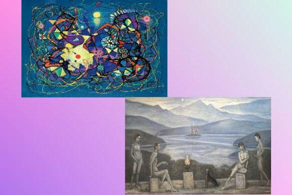 台灣五月畫會65周年會員聯展