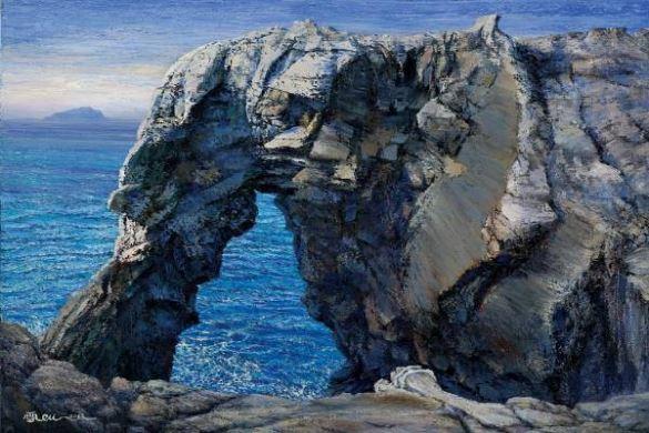 尤雪娥油畫創作展