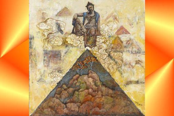 陳朝寶的繪畫世界