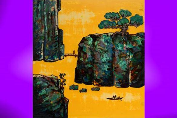 中華漆畫學會會員展