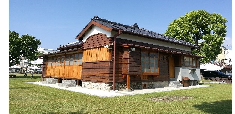 The Japanese Dormitories in Minquan Borough, Taitung Cityopennewwindow