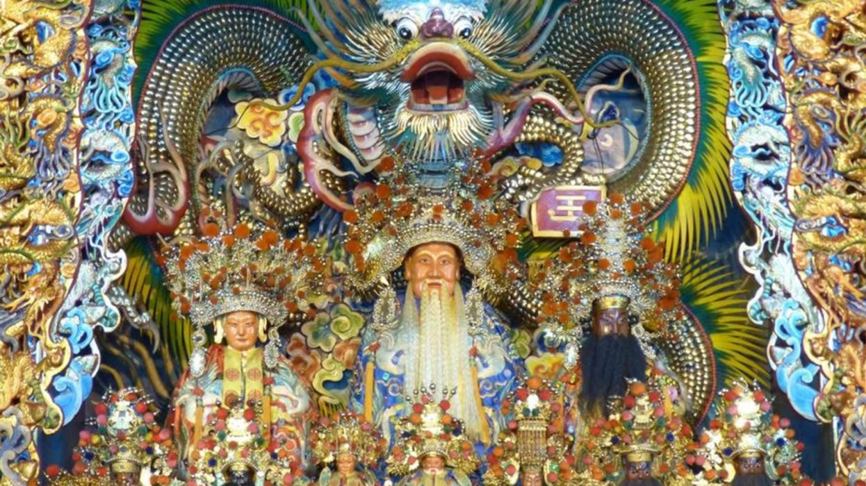 «臺灣廟宇 - 眾神宮殿的深度之旅»臉書照片展