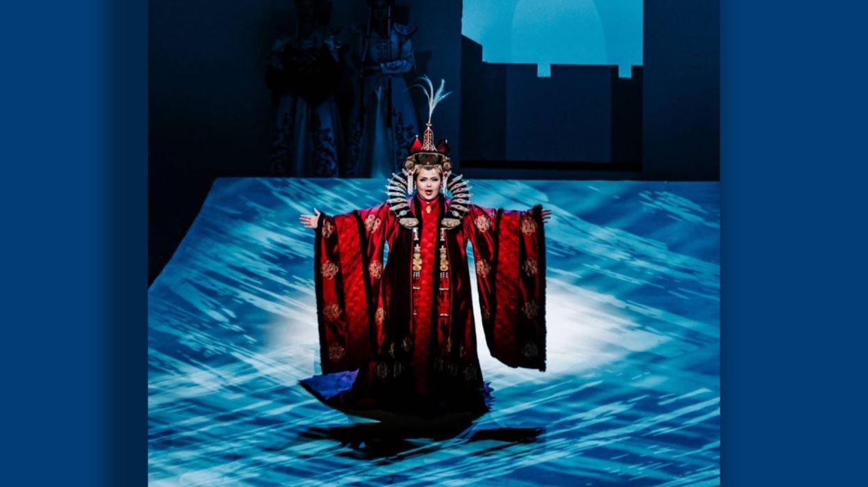 疫情以來全球最大規模歌劇《杜蘭朵》在衛武營 8/28線上直播