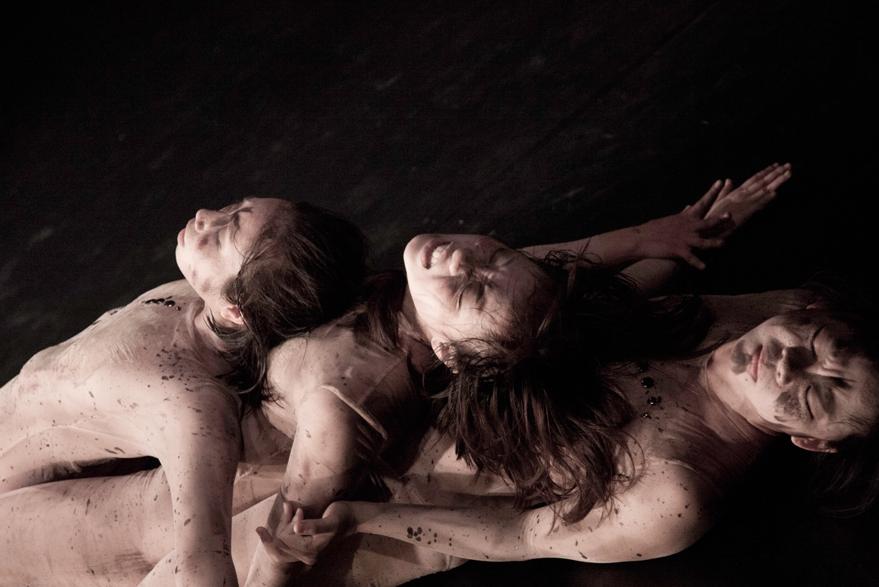 Une performance de la danse 《Purgatory 》au Musée du quai branly-Hsu Chen-Wei Dance Company