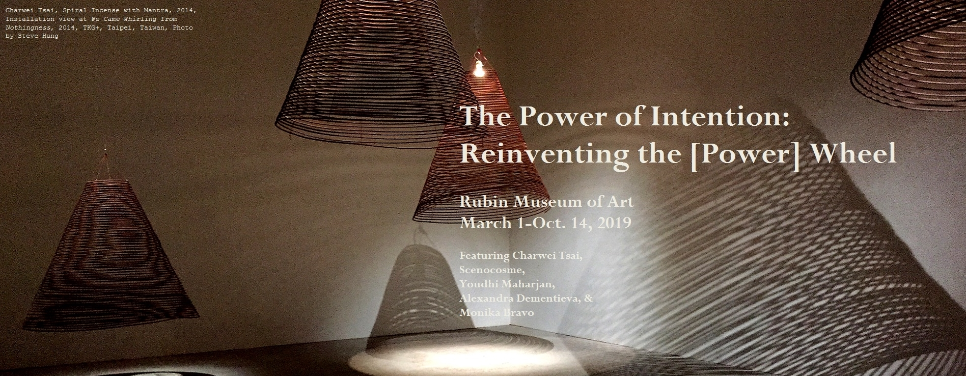 NYC exhibit to take the prayer wheel on a conceptual spin[另開新視窗]