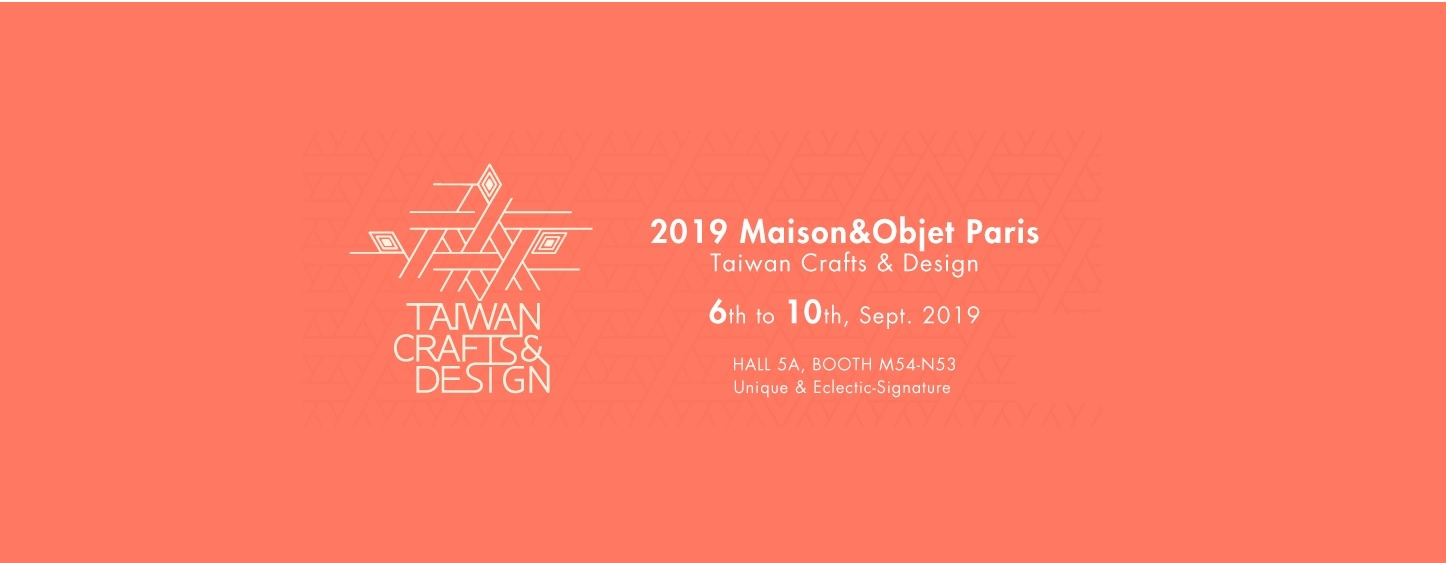 Taiwanese indigenous crafts head for Maison & Objet Paris[另開新視窗]