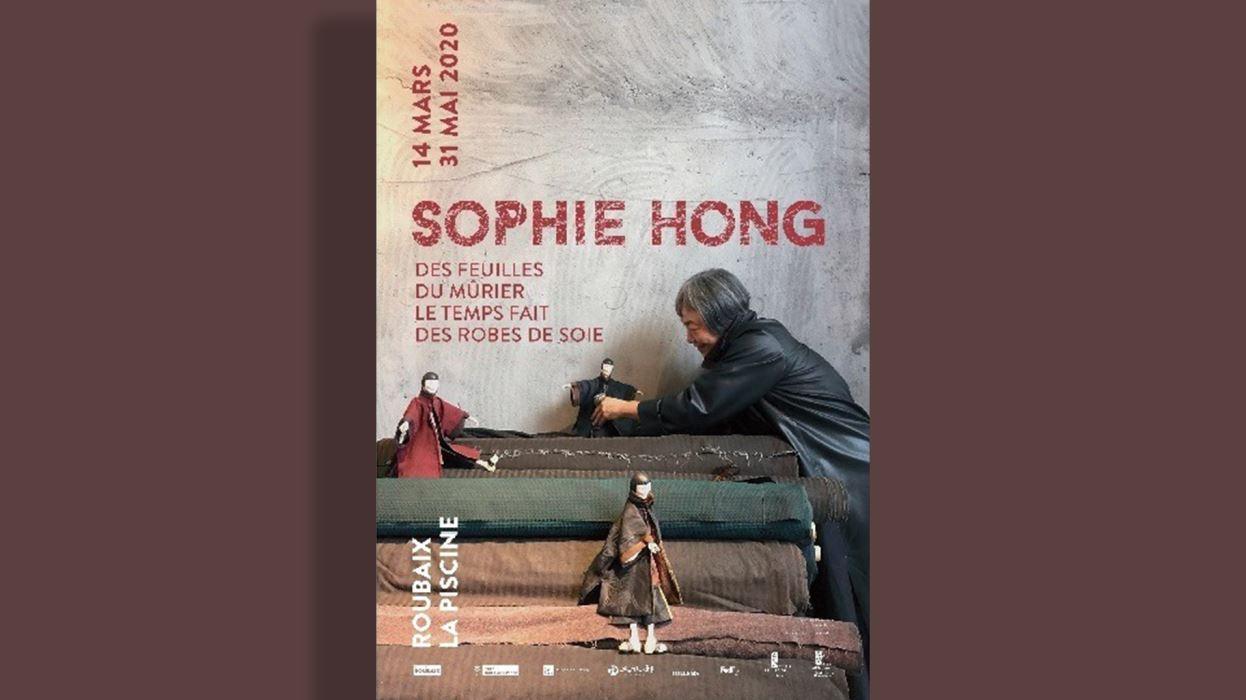 Sophie Hong au Musée La Piscine de Roubaix