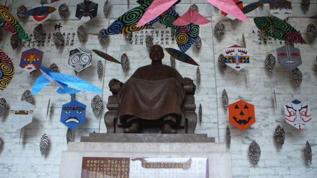「886 — 盧卡斯・漢柏所見的臺灣」影像文字展